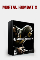 buy mortal kombat x  cdkey